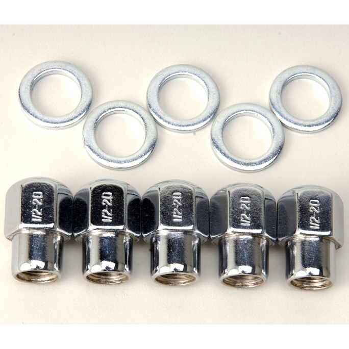 Weld Racing Lugs and Accessories