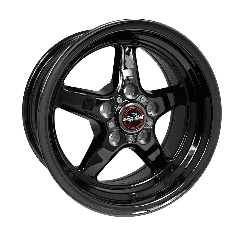 92-550244DSD 92 Drag Star Dark Star 15x5 5x4.75BC 2.375BS