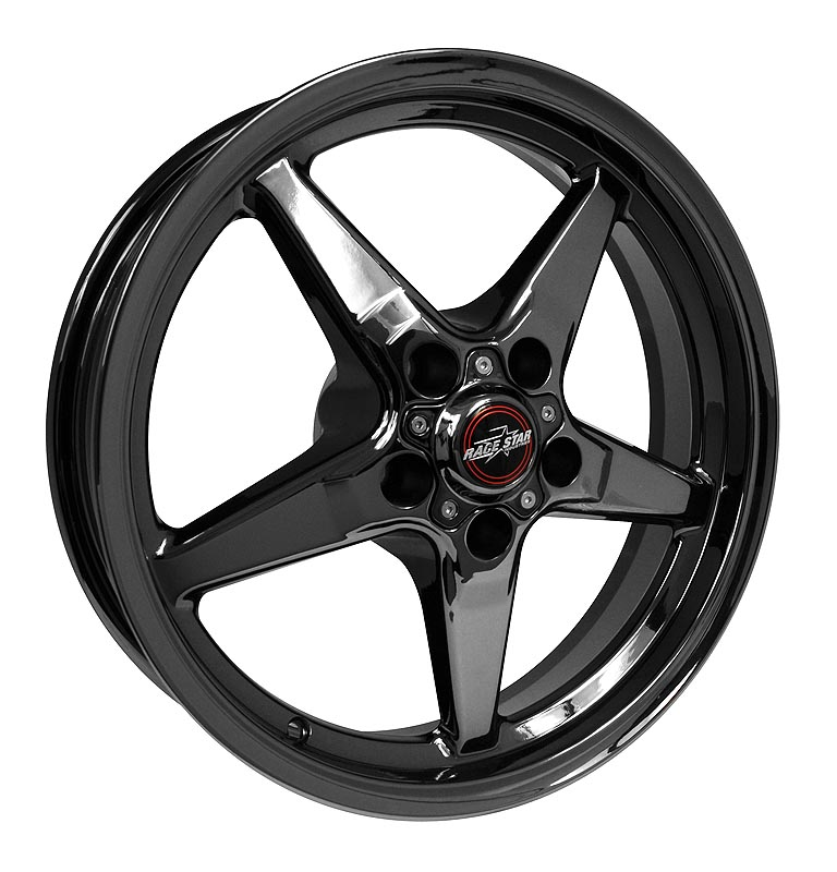 92-745242DSD 92 Drag Star Dark Star 17x4.5 5x4.75BC 1.75BS