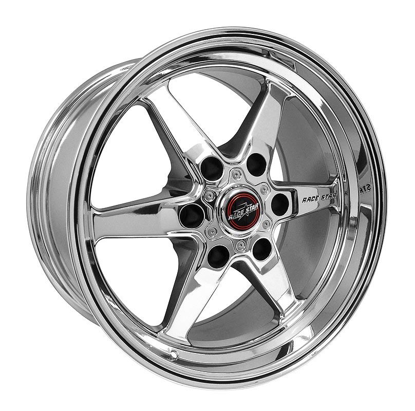93-795752C 93 Truck Star Chrome  17x9.5 6x135BC 6.125BS