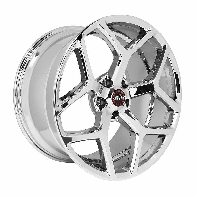 95-011254C 95 Recluse Chrome  20x11 5x120BC 7.63BS
