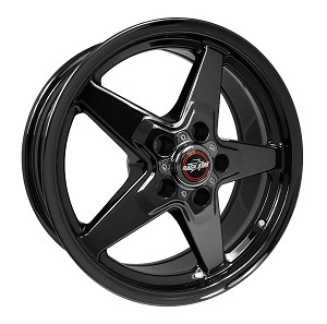 RaceStar Industries 92 Series Dark Star Ford Lightning & Dodge Ram Wheel Package