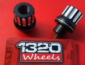 1320 Billet Lug Nuts (10 pack)