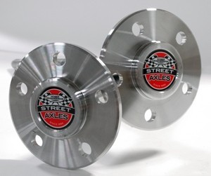 5 Lug Conversion Axles (Pair)